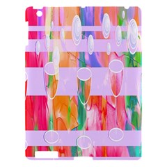 Watercolour Paint Dripping Ink Apple Ipad 3/4 Hardshell Case by Celenk