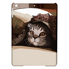 Cat Kitten Cute Pet Blanket Sweet Ipad Air Hardshell Cases by Celenk