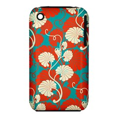 Floral Asian Vintage Pattern Iphone 3s/3gs by 8fugoso