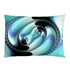 Background Pattern Jewellery Pillow Case (two Sides)
