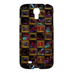 Kaleidoscope Pattern Abstract Art Samsung Galaxy S4 I9500/i9505 Hardshell Case by Celenk