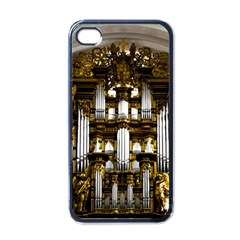 Organ Church Music Organ Whistle Apple Iphone 4 Case (black) by Celenk