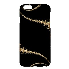 Fractal Art Design Pattern Texture Apple Iphone 6 Plus/6s Plus Hardshell Case