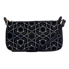 Design Art Pattern Decorative Shoulder Clutch Bags by Celenk