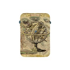 Map Compass Nautical Vintage Apple Ipad Mini Protective Soft Cases by Celenk
