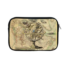 Map Compass Nautical Vintage Apple Ipad Mini Zipper Cases by Celenk