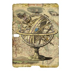 Map Compass Nautical Vintage Samsung Galaxy Tab S (10 5 ) Hardshell Case  by Celenk