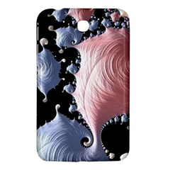 Fractal Art Design Fantasy Science Samsung Galaxy Tab 3 (7 ) P3200 Hardshell Case  by Celenk