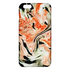 Marble Texture White Pattern Iphone 6 Plus/6s Plus Tpu Case by Celenk