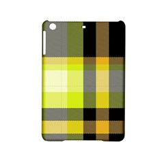 Tartan Abstract Background Pattern Textile 5 Ipad Mini 2 Hardshell Cases by Celenk