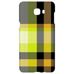 Tartan Abstract Background Pattern Textile 5 Samsung C9 Pro Hardshell Case  by Celenk