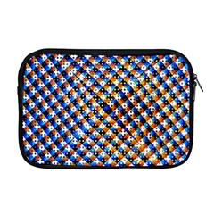 Kaleidoscope Pattern Ornament Apple Macbook Pro 17  Zipper Case by Celenk