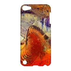 Dirty Dirt Image Spiral Wave Apple Ipod Touch 5 Hardshell Case by Celenk