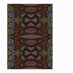 Pattern Abstract Art Decoration Small Garden Flag (two Sides) by Celenk
