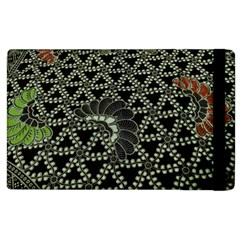 Batik Traditional Heritage Indonesia Apple Ipad 2 Flip Case by Celenk