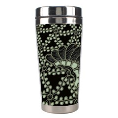 Batik Traditional Heritage Indonesia Stainless Steel Travel Tumblers by Celenk