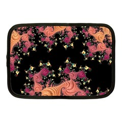 Fractal Fantasy Art Design Swirl Netbook Case (medium)