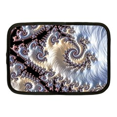 Fractal Art Design Fantasy 3d Netbook Case (medium)  by Celenk
