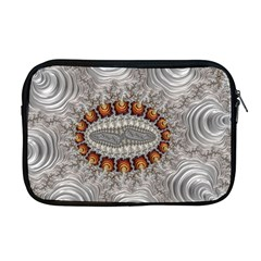 Fractal Fantasy Design Imagination Apple Macbook Pro 17  Zipper Case