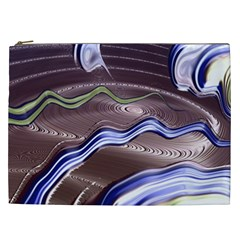 Art Design Decoration Card Color Cosmetic Bag (xxl)