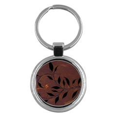 Texture Pattern Background Key Chains (round)  by Celenk