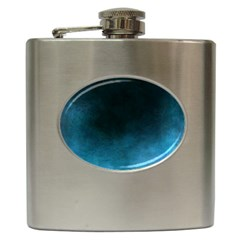 Ombre Hip Flask (6 Oz) by ValentinaDesign