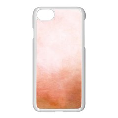 Ombre Apple Iphone 8 Seamless Case (white) by ValentinaDesign
