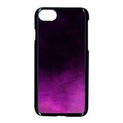 Ombre Apple Iphone 8 Seamless Case (black) by ValentinaDesign