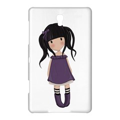 Dolly Girl In Purple Samsung Galaxy Tab S (8 4 ) Hardshell Case  by Valentinaart
