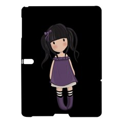 Dolly Girl In Purple Samsung Galaxy Tab S (10 5 ) Hardshell Case