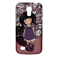 Dolly Girl In Purple Galaxy S4 Mini