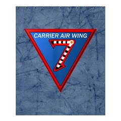 Carrier Air Wing Seven Shower Curtain 60  X 72  (medium) by allthingseveryday