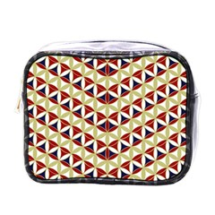 Flower Of Life Pattern 4 Mini Toiletries Bags