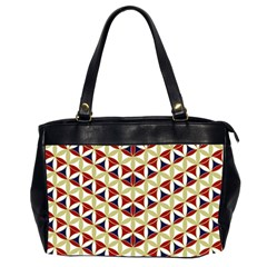 Flower Of Life Pattern 4 Office Handbags (2 Sides)  by Cveti