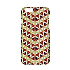 Flower Of Life Pattern 4 Apple Iphone 6/6s Hardshell Case by Cveti