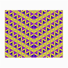Flower Of Life Pattern 5 Small Glasses Cloth by Cveti