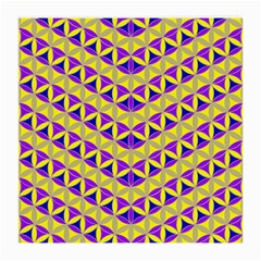 Flower Of Life Pattern 5 Medium Glasses Cloth (2 Side) by Cveti