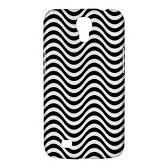 Wave Pattern Wavy Water Seamless Samsung Galaxy Mega 6 3  I9200 Hardshell Case by Celenk