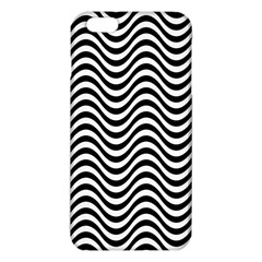 Wave Pattern Wavy Water Seamless Iphone 6 Plus/6s Plus Tpu Case by Celenk