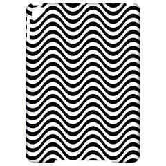 Wave Pattern Wavy Water Seamless Apple Ipad Pro 9 7   Hardshell Case by Celenk