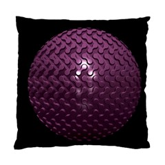 Sphere 3d Geometry Math Design Standard Cushion Case (two Sides) by Celenk