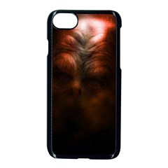 Monster Demon Devil Scary Horror Apple Iphone 7 Seamless Case (black) by Celenk