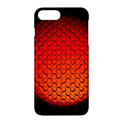 Sphere 3d Geometry Structure Apple Iphone 7 Plus Hardshell Case by Celenk