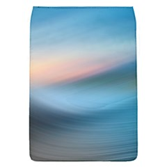 Wave Background Pattern Abstract Lines Light Flap Covers (s)