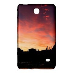 Sunset Silhouette Sun Sky Evening Samsung Galaxy Tab 4 (8 ) Hardshell Case  by Celenk