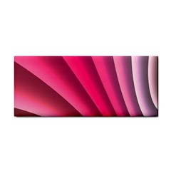 Wave Pattern Structure Texture Colorful Abstract Cosmetic Storage Cases by Celenk