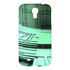 Futuristic Urban Architecture Samsung Galaxy S4 I9500/i9505 Hardshell Case by Celenk