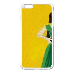 After Nine By Julie Grimshaw 2017 Apple Iphone 6 Plus/6s Plus Enamel White Case by JULIEGRIMSHAWARTS
