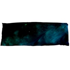 Green Space All Universe Cosmos Galaxy Body Pillow Case Dakimakura (two Sides)