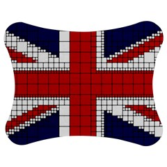Union Jack Flag Uk Patriotic Jigsaw Puzzle Photo Stand (bow) by Celenk